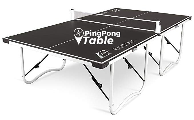EastPoint Sports Easy Setup Table Tennis Table