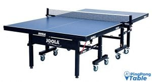 JOOLA Inside 25 Inch - Professional MDF Indoor Ping Pong Table