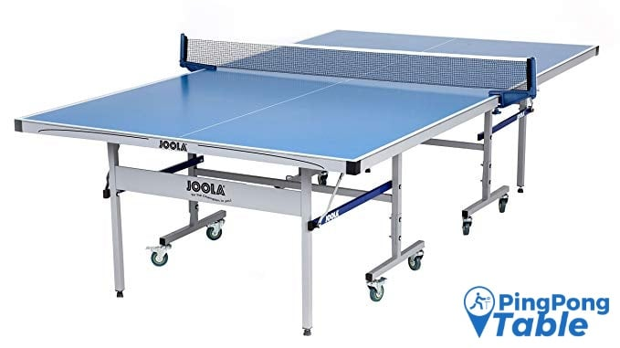 JOOLA NOVA DX Outdoor Ping Pong Table with Waterproof Net Set