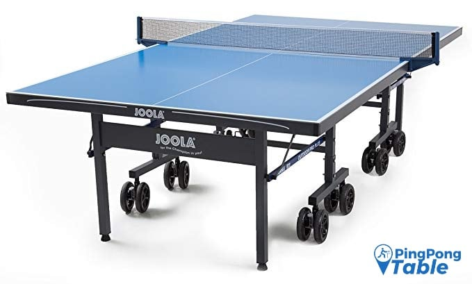 JOOLA NOVA Pro Plus Outdoor Ping Pong Table with Waterproof Net Set
