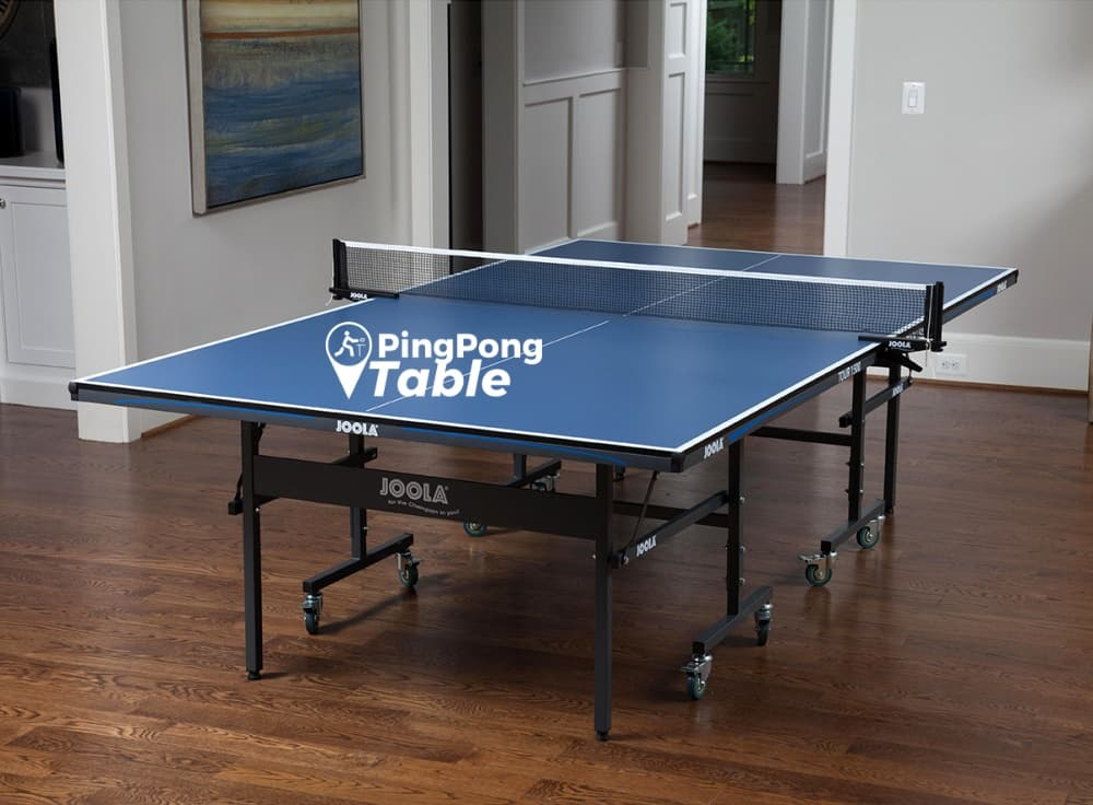 2. JOOLA Tour 1500 Indoor Ping Pong Table