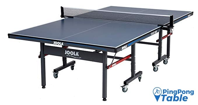 JOOLA Tour 18mm - Competition Grade MDF Indoor Ping Pong Table
