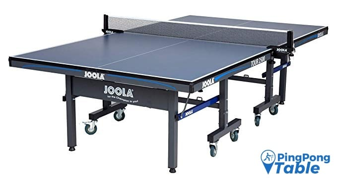 JOOLA Tour 25mm - Competition Grade MDF Indoor Ping Pong Table