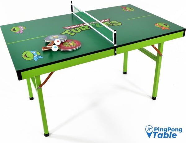 Kettler Teenage Mutant Ninja Turtles Junior Ping Pong Table
