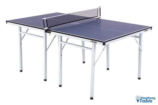 STIGA Space Saver Compact Ping Pong Table